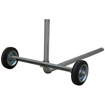 "Picture of DuCaR 1"" Wheeled Sprinkler Cart"