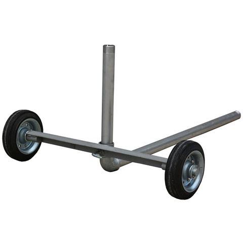 "Picture of DuCaR 1"" Wheeled Sprinkler Cart"