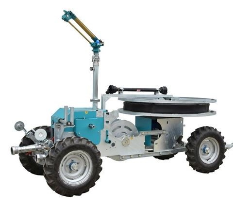 Picture of IrriCruiser ULTIMATE Travelling Irrigator