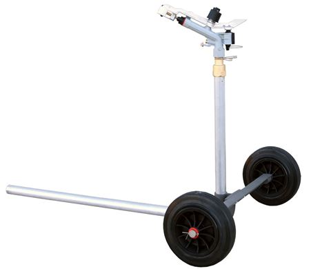 Picture of DuCaR Atom 22 with 1 inch Wheeled Cart